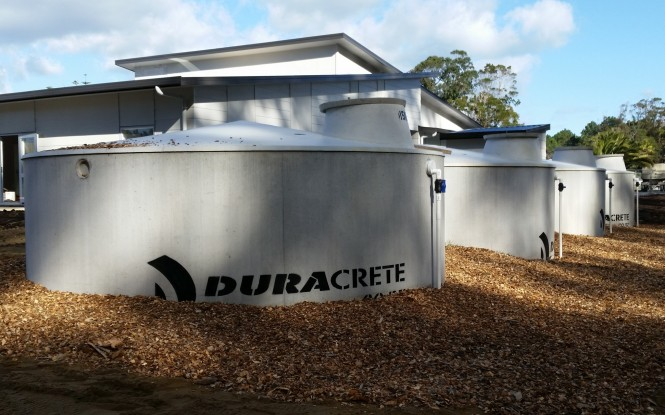 Duracrete Water Tanks