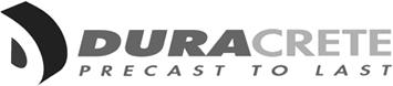 Duracrete Precast Concrete logo