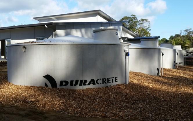 Duracrete Water Tanks